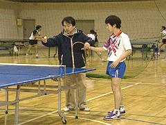 卓球の練習法DVD | 全国大会で活躍するチームの育成法